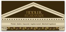 Fiddler Ingatlan Kft.